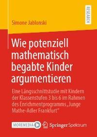 Wie potenziell mathematisch begabte Kinder argumentieren Foto №1