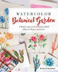 Watercolor Botanical Garden photo №1