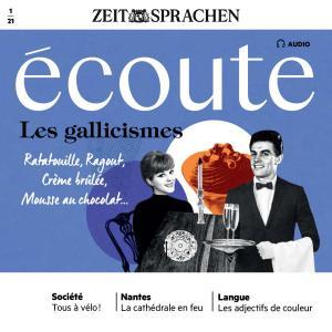 Französisch lernen Audio - Gallizismen photo №1