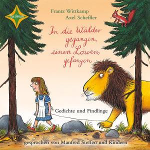 In die Wälder gegangen, einen Löwen gefangen - Gedichte und Findlinge Foto №1