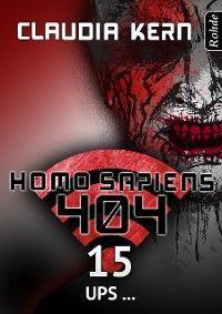 Homo Sapiens 404 Band 15: Ups ... Foto №1