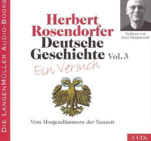 Deutsche Geschichte. Ein Versuch Vol. 03 Foto №1