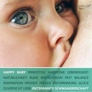 Happy Baby - Entspannung, Glück und Gesundheit für Schwangerschaft & Geburt
