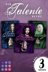 Die Talente: Alle Bände der mitreißend romantischen Serie in einer E-Box! (Die Talente-Reihe)