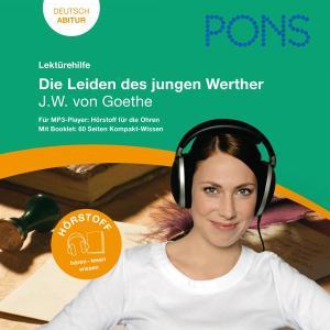 PONS Lektürehilfe - J.W.v. Goethe, Die Leiden des jungen Werther Foto №1