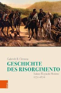 Geschichte des Risorgimento Foto №1