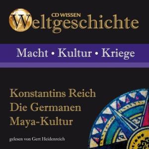 Konstantins Reich - Die Germanen - Maya-Kultur Foto №1