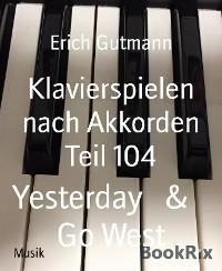 Klavierspielen nach Akkorden Teil 104 Foto №1