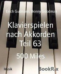 Klavierspielen nach Akkorden Teil 63