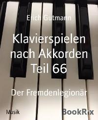 Klavierspielen nach Akkorden Teil 66
