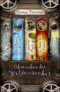 Chroniken der Weltensucher - Die komplette Reihe Foto №1