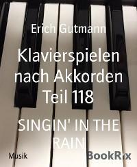 Klavierspielen nach Akkorden Teil 118 Foto №1