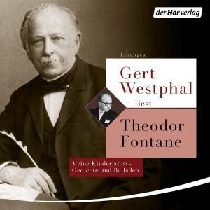 Gert Westphal liest: Theodor Fontane Foto №1