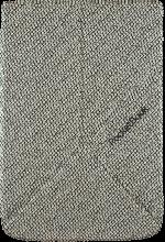 6'' Origami Cover Light Grey