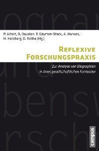 Reflexive Forschungspraxis