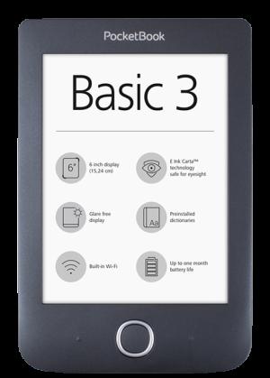 BASIC 3 black