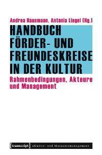 Handbuch Förder- und Freundeskreise in der Kultur photo №1