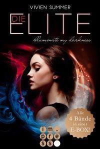 Alle vier Bände der Bestseller-Reihe in einer E-Box! (Die Elite) Foto №1
