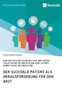 Der suizidale Patient als Herausforderung für den Arzt Foto №1
