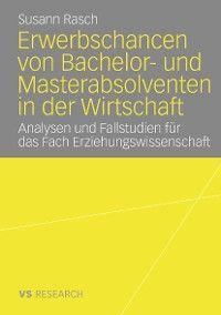 Erwerbschancen von Bachelor- und Master-Absolventen in der Wirtschaft photo №1