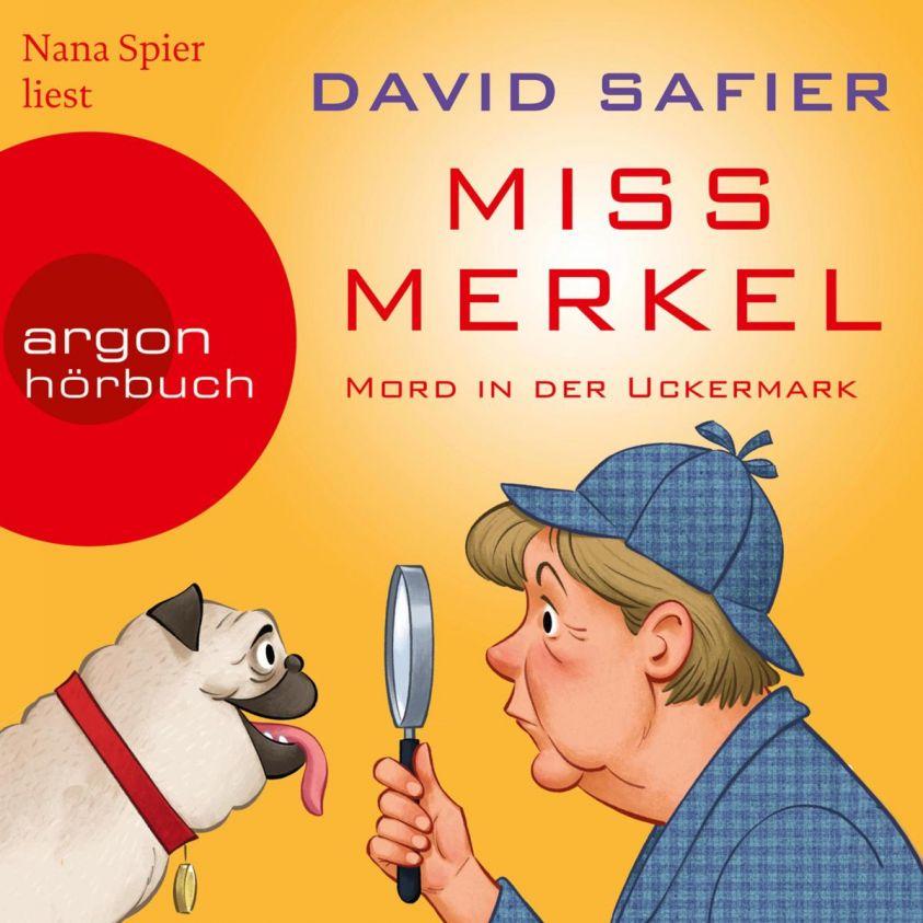 Miss Merkel - Mord in der Uckermark (Gekürzt) Foto 1