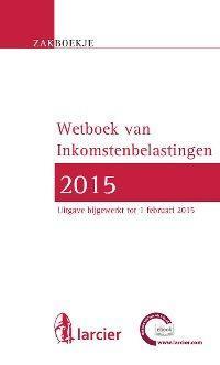 Zakboekje inkomstenbelastingen 2015 Foto №1