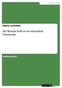 Die Wortart Verb in der deutschen Grammatik Foto №1