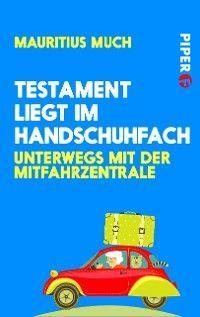 Testament liegt im Handschuhfach photo №1