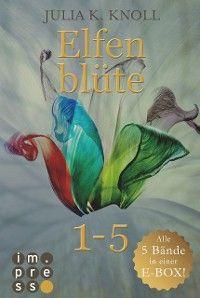 Elfenblüte. Alle fünf Bände in einer E-Box! Foto №1