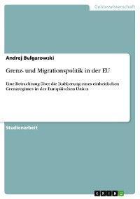 Grenz- und Migrationspolitik in der EU Foto №1