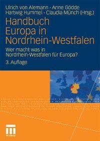 Handbuch Europa in Nordrhein-Westfalen photo №1
