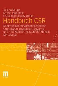 Handbuch CSR Foto №1