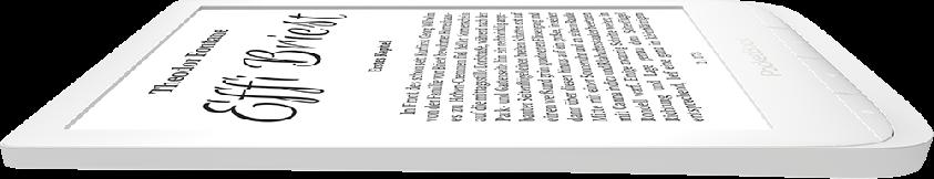 PocketBook Touch HD 3 Limited Edition - 2+1 Jahre Garantie!  Foto 7