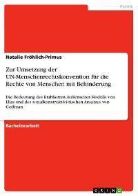 Zur Umsetzung der UN-Menschenrechtskonvention für die Rechte von Menschen mit Behinderung photo №1