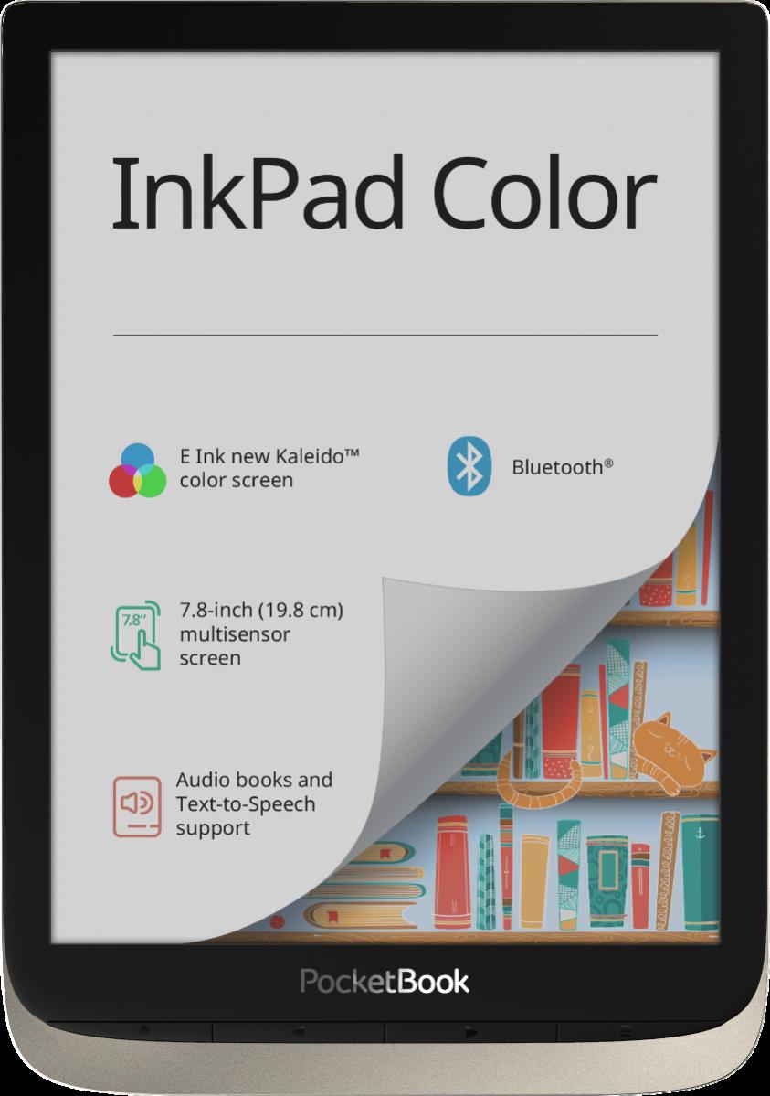 PocketBook InkPad Color Moon Silver Foto 1