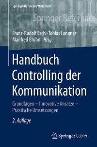 Handbuch Controlling der Kommunikation photo №1