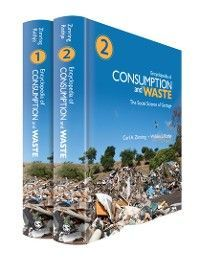 Encyclopedia of Consumption and Waste photo №1