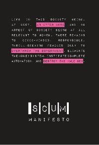 SCUM Manifesto Foto №1