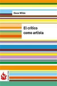 El crítico como artista (low cost). Edición limitada photo 2