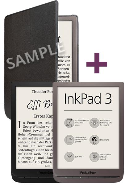 PocketBook InkPad 3 Kombi-Angebot Foto №1