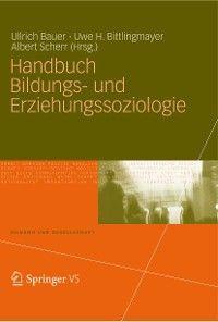 Handbuch Bildungs- und Erziehungssoziologie Foto №1