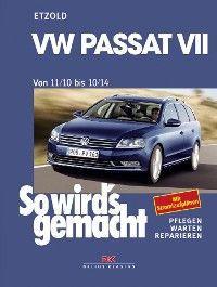 VW Passat 7 von 11/10 bis 10/14 Foto №1