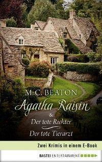 Agatha Raisin & Der tote Richter / Der tote Tierarzt Foto №1