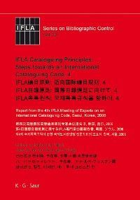 IFLA Cataloguing Principles: Steps towards an International Cataloguing Code, 4 Foto 2