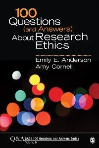 100 Questions (and Answers) About Research Ethics Foto №1