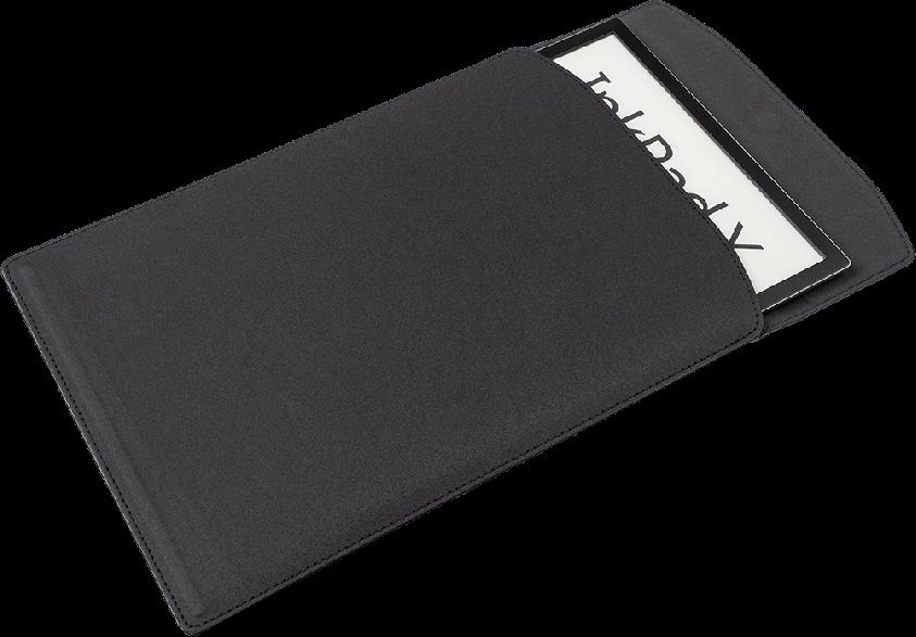 10,3'' Cover ENVELOPE Black für PocketBook InkPad X Foto 2