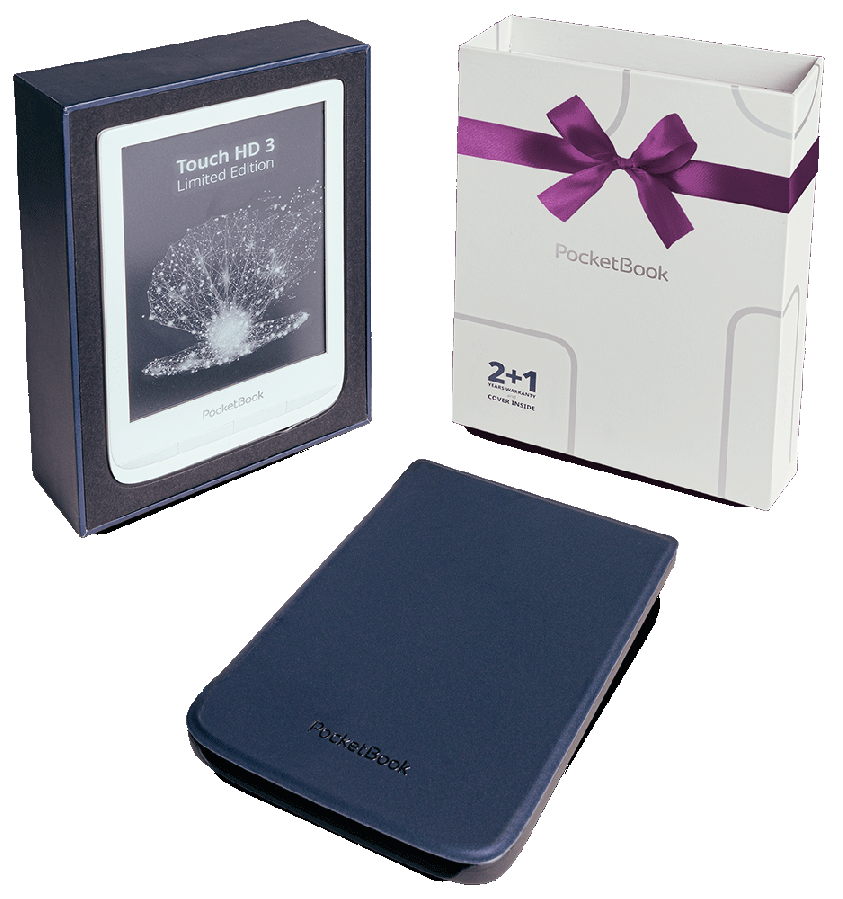 PocketBook Touch HD 3 Limited Edition - 2+1 Jahre Garantie!  Foto 2