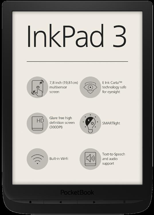 InkPad 3 black photo 1