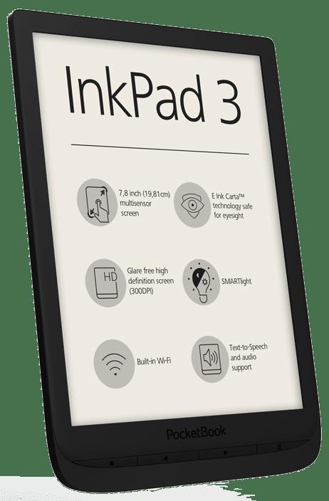 InkPad 3 black photo 2