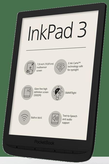 InkPad 3 black photo 3